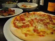 クッチーナ オリジナルのピザ各種