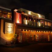 バリの高級ホテルをイメージしたくつろぎの空間