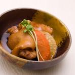 島豆腐サラダ