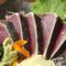 『鰹たたき』の豊かな風味には藁の火力が不可欠です