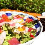 海鮮サラダ(シーフード)