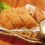 大葉とチーズのササミフライ
