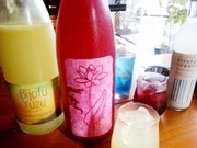 高知県産ゆずと日本酒の旨み、はちみつの甘味がバランスよくスッキリ飲みやすいお酒。