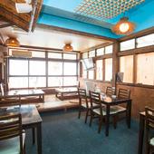 沖縄の食材をふんだんに使った創作料理と創作寿司の店