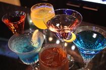 豊富な種類のお酒をご用意しております