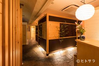 創作せいろ浅葱の料理・店内の画像1