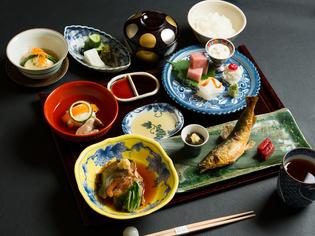 四季を五感で愉しむ『京会席』