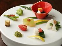 彩豊かな夏の旬菜。
