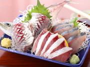 本日獲れたてのお魚の中から3品を選んでご提供致します。