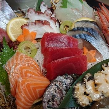 大漁旗◇2時間飲み放題付4300円(税別)コース