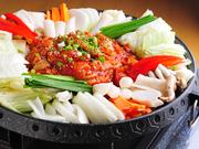 韓国家庭料理の店 母の手