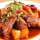 カルビチム『肉の旨味が凝縮した韓国料理』