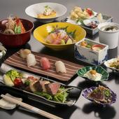 接待や特別なお食事の席など、様々なシーンで利用できます