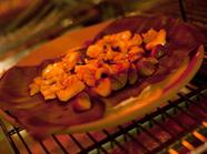 北海道産真つぶの昆布焼き