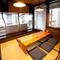 7名様収容可能な小上がり個室。小・中ご宴会に最適です。