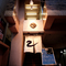 盛岡市菜園 アーヴァーズビル2Fの和風モダンな居酒屋です。