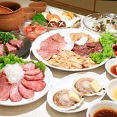 厳選の良質な和牛! と美味しい料理!