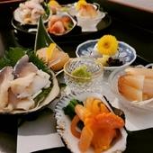 旬の食材や地物を使った贅沢な創作料理で、誕生日や結婚記念日など特別な日にもご利用いただけるコースです