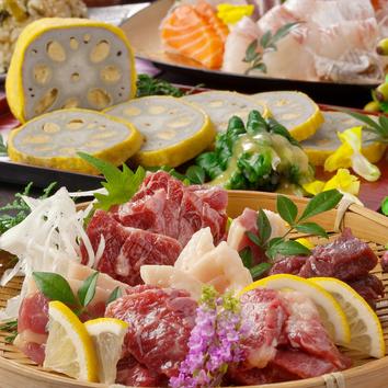 平日限定『磯っこ名物選べる牡蠣食べ放題』コース【6品2480円】