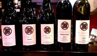 カリフォルニアから新着ワイン