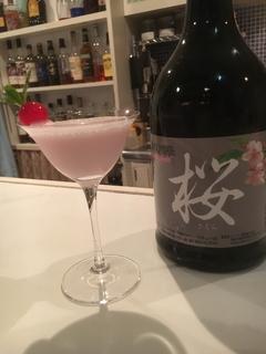 桜カクテル(春限定)