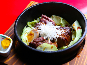 しあわせや人気商品No.1の鹿児島産の黒豚の角煮
