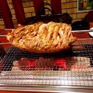 【新メニュー】羊フレンチラック丸焼き