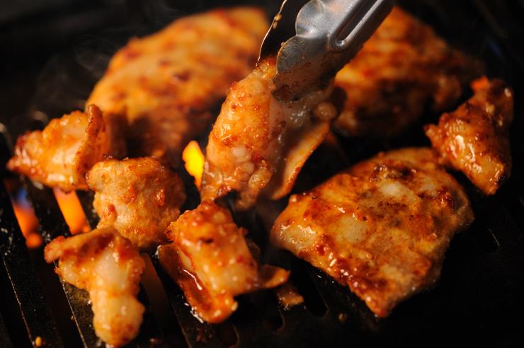 [高知]南国市にある本格韓国料理ランチ「景福宮( …