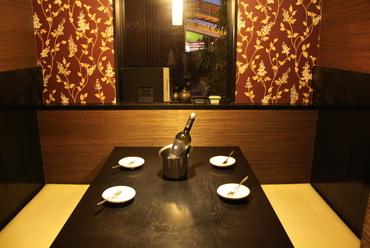 全室個室×創作和食でプライベート女子会