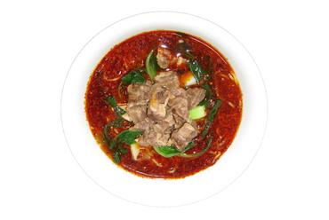 激辛牛肉麺