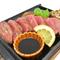 赤肉を喰らう!特製熟成牛ももステーキ(150g)