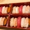 北海道産はもちろん!各地の新鮮な食材で提供致します。