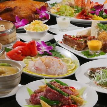 【大人気食べ放題】手作り飲茶&中国料理『70』種食べ放題