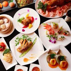 北京ダック・えび・フカヒレなどなど、一流食材で絶品の味!
