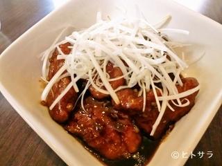 中華 食彩房 味萬の料理・店内の画像2