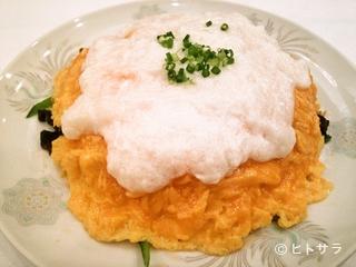 中華 食彩房 味萬の料理・店内の画像1