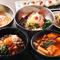 本格韓国料理もご用意しております。