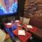 女子会に華を添えるソファ席・水槽個室・夜景の見える席