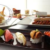 シェラトングランドホテル広島の日本食レストラン