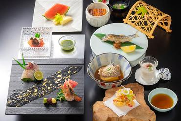 【ランチ・ディナー】料理長おすすめ会席「雅(みやび)」