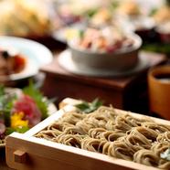 新潟県郷土料理 へぎそば