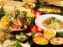 伝統和食に特化した当店が贈る 新潟名物料理の本格和食コース