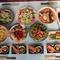 ご宴会料理(写真は サービスコース ¥2,800 ー4人前)全てのコースに「おでん汁ベースの雑炊」あり