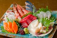 【おすすめ】海鮮刺し七点盛り合わせ