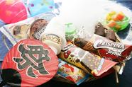 学割コース100分間!! 1860円から本格炭火焼肉.綿菓子まで食べ放題&フリーソフトドリンク付き(税込)