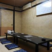 個室のお座敷を2部屋ご用意!!