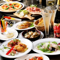お友達との大切な時間を素敵な空間と美味しい料理で満喫して頂けるように新しく女子会コースを作りました!