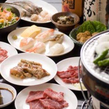 *2480円(税抜) 全76種類以上の食べ放題コースデザートバー付