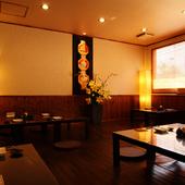 一品一品丁寧な手作りの和食がお酒に合う!宴会コース2890円~
