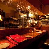 イタリア食堂で女子会はいかがでしょうか